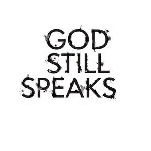 God Speaks 2