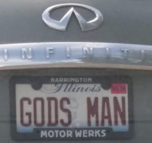 Gods Man