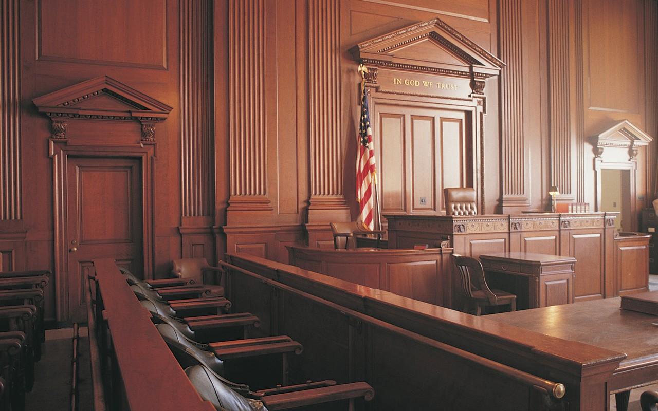 judge office