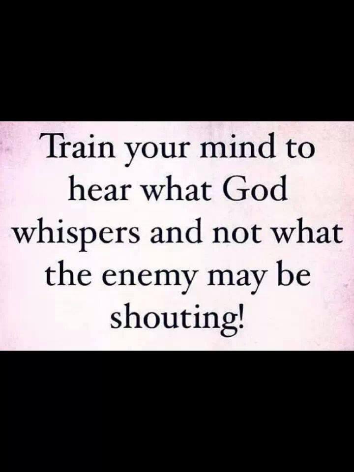 Gods whispers